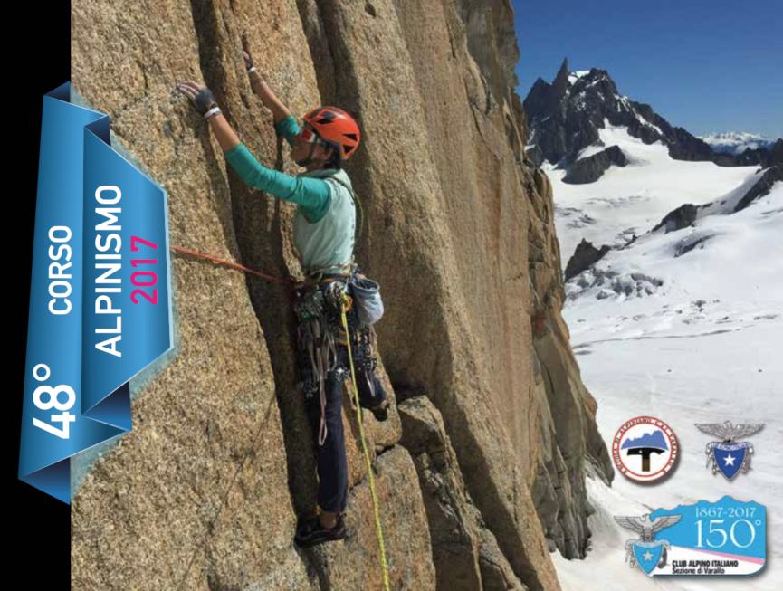 Corso Alpinismo 2017
